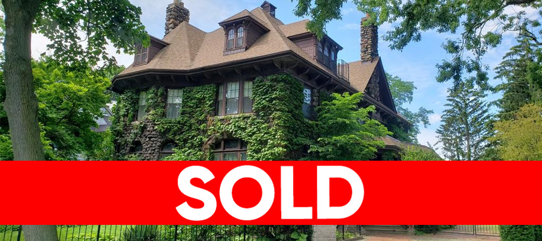 849 Kildare Rd. Historic Windsor Home for Sale!