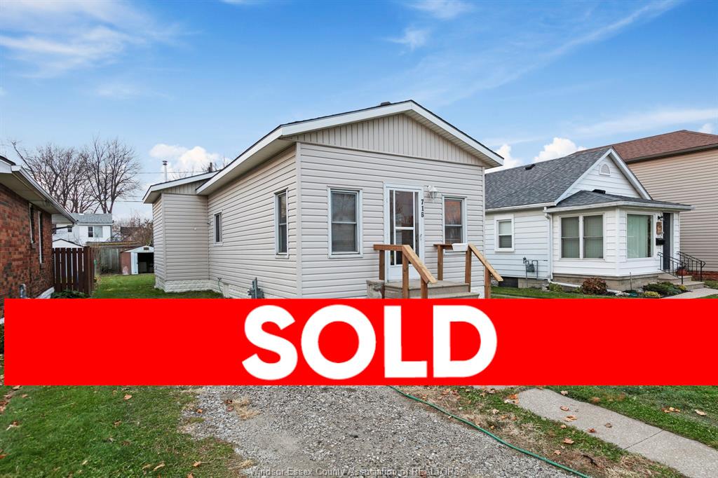 716 Hildegarde - Windsor Home for Sale