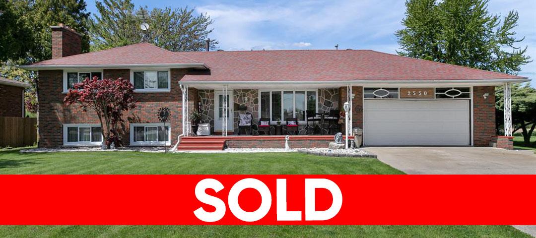 2550 Bouffard - LaSalle Home for Sale