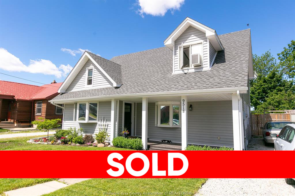 9518 Walker Rd. - McGregor Duplex for Sale