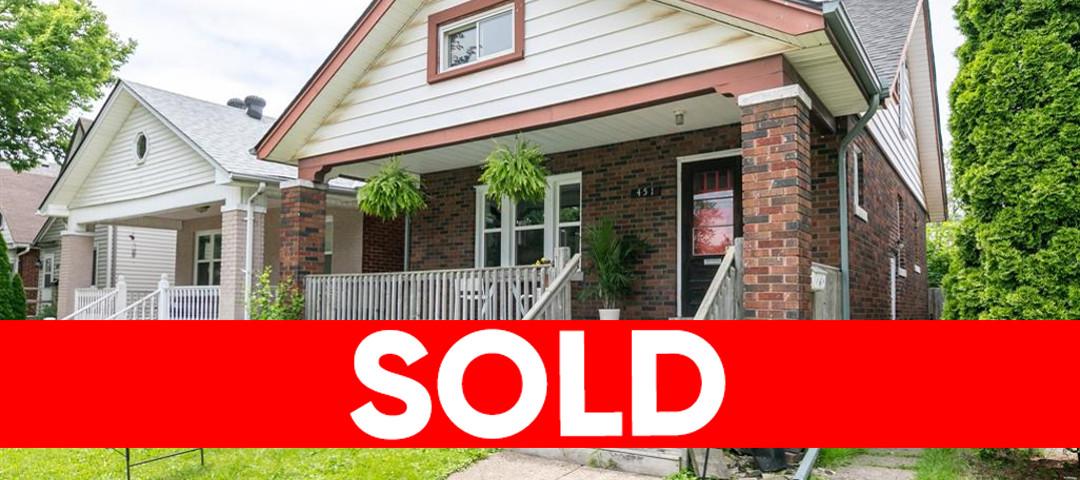451 McKay, Windsor Home For Sale!