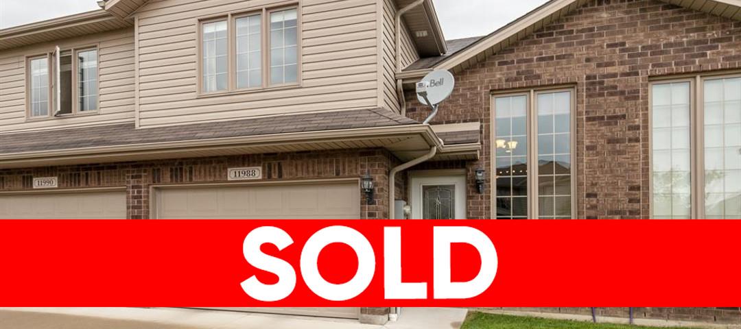 11988 Boulder, Windsor Townhome For Sale!