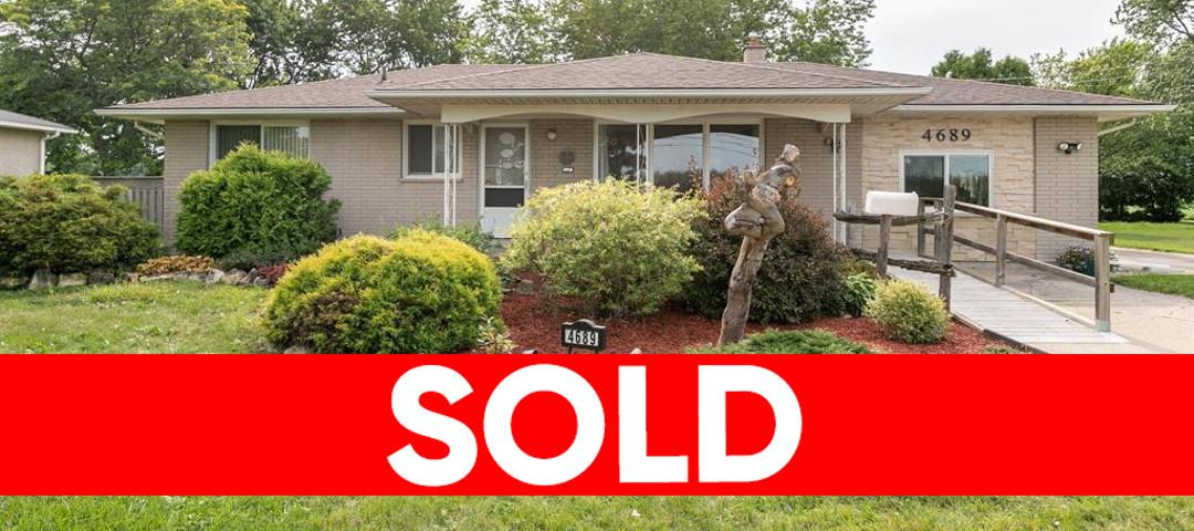 4689 Huron Church, LaSalle Home For Sale!