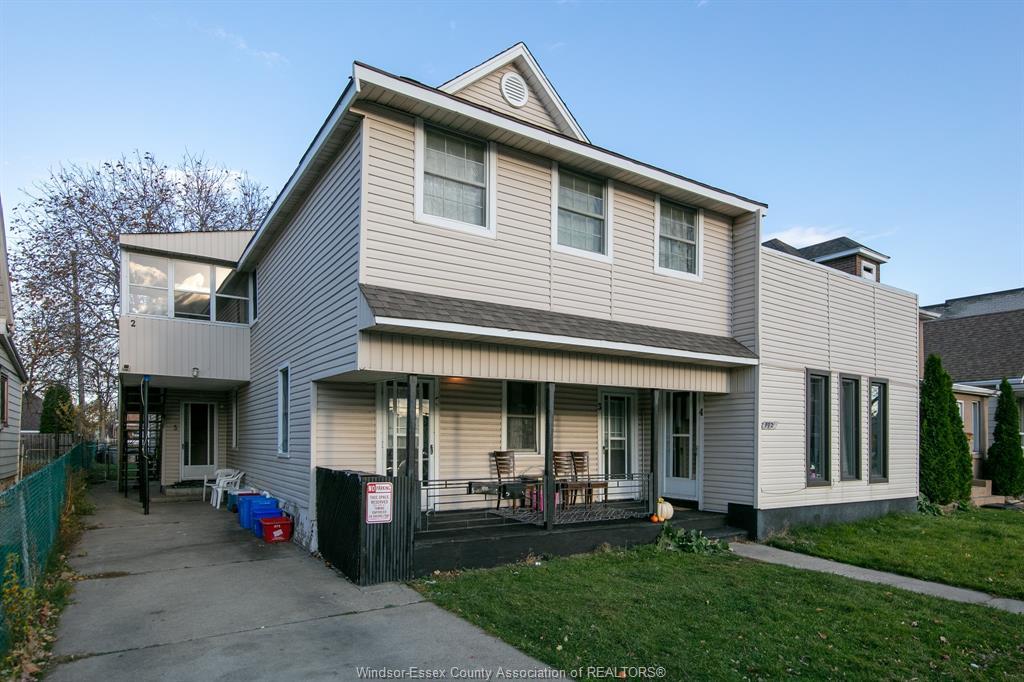 972 Langlois: Multiplex- 5 Unit Building - For Sale