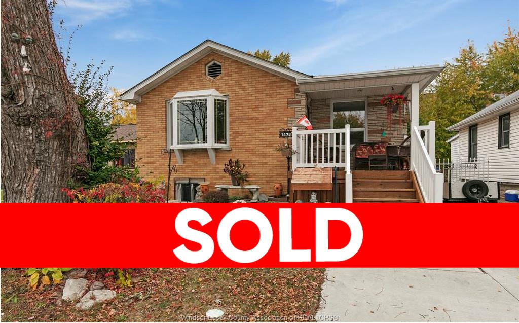 1478 Arthur - Windsor Home for Sale