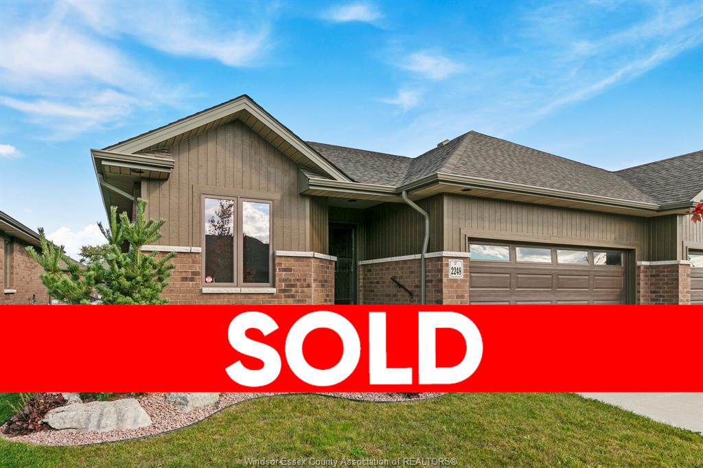 2248 Gatwick - Windsor Home for Sale