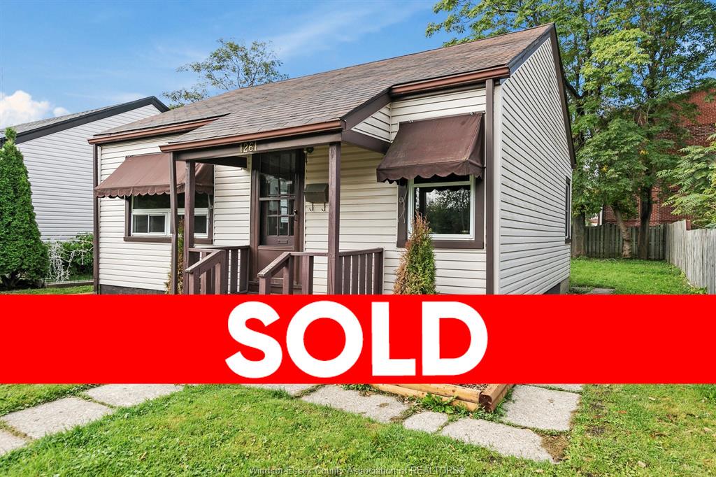 1261 Goyeau - Windsor Home for Sale