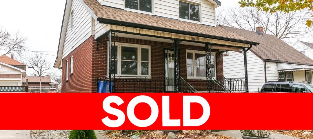 1368 Albert, Windsor Home For Sale!